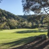 View of the 13th hole from Tapatio Springs Hill Country Resort & Spa