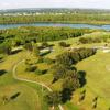 River Run Golf Links: aerial view