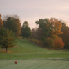 A view from the red tee at Crossgates Golf Course