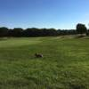 A morning day view from Raspberry Falls Golf & Hunt Club