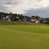 A view from a green at Mayapple Golf Links
