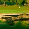 A view of a hole at Falconhead Golf Club