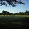 A view of a fairway at D. W. Field Golf Course