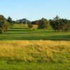 A view of fairway #16 at Rockland Golf Club