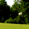 A view of a green at Cecil Field Golf Club