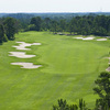 A view of hole #13 at Orange County National - Panther Lake Course