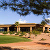 A view of the clubhouse at Sundance Golf Club