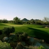 A view of a green at South Course from Boulders Golf Club & Resort