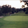 A view of hole #12 at Tanglewood Golf Course