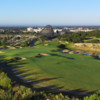 A view from the 7th tee at La Cantera Resort - The Resort Course