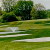 A view of the 18th green at Forest Akers Golf Course - West Course