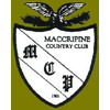 Maccripine Country Club - Private Logo