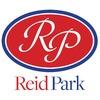 North at Reid Memorial Park Golf Course - Public Logo