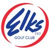 Elks 797 Golf Club - Public Logo