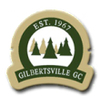 White at Gilbertsville Golf Club - Public Logo