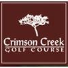 Crimson Creek Golf Course Logo