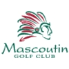 White/Blue at Mascoutin Golf Club - Semi-Private Logo