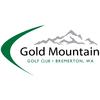 The Olympic at Gold Mountain Golf Course - Public Logo