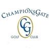 ChampionsGate - International Golf Club Logo