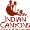Indian Canyons Golf Resort - North Course Logo