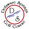 Delaware Springs Golf Course - Public Logo