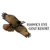 Hawk's Eye Golf Club Logo