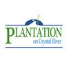 Plantation on Crystal River - Championship Course Logo