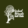 Wicked Woods Golf Club Logo
