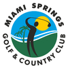Miami Springs Golf & Country Club Logo