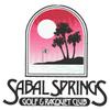 Sabal Springs Golf & Racquet Club - Semi-Private Logo