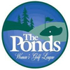 The Ponds Golf Club - Red Golf Course Logo