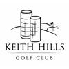 Keith Hills Golf Club - Black Course Logo