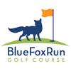 Blue Fox Run Golf Club - White Nine Logo