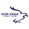 Glen Eagle Golf Club - Blue/Yellow Logo
