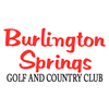 Burlington Springs Golf Club Logo