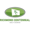 Richmond Centennial Golf Club Logo