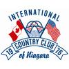 International Country Club of Niagara - White Course Logo