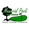 Memorial Park Golf Course Logo