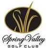 Spring Valley Golf Course - Public Logo