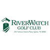 RiverWatch Golf Club Logo