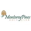 Monterey Pines Golf Course Logo