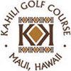 Kahili Golf Course Logo