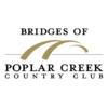 Bridges of Poplar Creek Country Club Logo