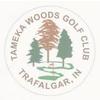 Tameka Woods Golf Course - Public Logo