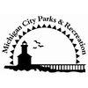 South at Michigan City Municipal Golf Course - Public Logo