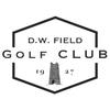 D. W. Field Golf Course - Public Logo