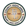 Bear Lake Highlands Golf Course Logo