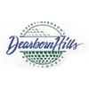 Dearborn Hills Golf Course - Public Logo
