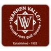 East at Warren Valley Golf Course - Public Logo