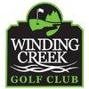 Blue at Winding Creek Golf Course - Public Logo